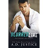 Blurred Line (Steele Security Crossing Lines Book 2)