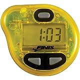 FINIS 1.05.120 Tempo Trainer Pro, Yellow/Blk, Small