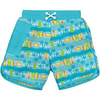 db7c17bdd5074 アイプレイ iplay 水着 水遊びパンツ おむつ ショートパンツ 男の子 (12months