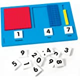 Didax 211038 Educational Resources Base Ten Place Value Frame