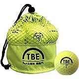 トビエモン(TOBIEMON) ゴルフボール R&A公認球 2ピース 12球入 オリジナルメッシュバック入り