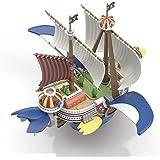 ワンピース 偉大なる船(グランドシップ)コレクション サウザンド・サニー号 フライングモデル 色分け済みプラモデル
