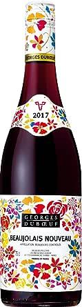 ジョルジュ デュブッフ ボジョレー ヌーボー2017 [ 2017 赤ワイン ライトボディ フランス 750ml ]
