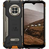 Rugged Phone Unlocked DOOGEE S96 Pro 8GB+128GB Infrared Night Vision Helio G90 Octa Core Waterproof Android Phone, 48MP+20MP,