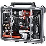 Black & Decker BDCDMT1206KITC Matrix 6 Tool ケースと工具コンボキッド [並行輸入品]