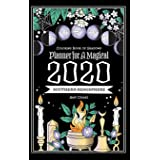 Coloring Book of Shadows: Southern Hemisphere Planner for a Magical 2020