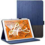 ESR Urban Premium Folio Case for iPad Mini 5 2019, Book Cover Design, Multi-Angle Viewing Stand, Smart Cover Auto Sleep/Wake,