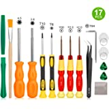 Nintendo Screwdriver Set-Younik Triwing Screwdriver for Nintendo 17 in 1 Professional Screwdriver Game Repair Tools Kit for N