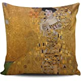 SALLEING Custom Fashion Home Decor Pillowcase The Lady in Gold the Extraordinary Tale of Gustav Klimt's Masterpiece Portrait