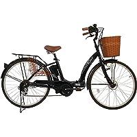 今だけ価格!折りたたみ 電動アシスト自転車 26インチ パステルF 電動自転車 型式認定車両 公道走行可能