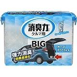 エステー クルマの消臭力 BIG 900g 車用消臭芳香剤 ウォータリースカッシュ K-95