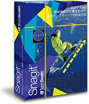TechSmith Snagit 11 package for Windows