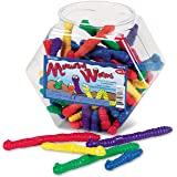 Learning Resources LER0176 Measuring Worms (72 Piece)
