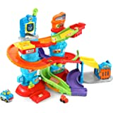 VTech 80-512900 Go! Go! Smart Wheels Launch and Chase Police Tower