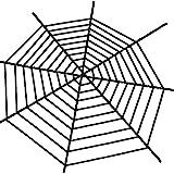 CCINEE ハロウィン飾り 蜘蛛の巣 お化け屋敷道具 巨大な蜘蛛の巣でホラー雰囲気が作れます 手芸な物です!Halloween