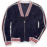 Champion Life Womens JL936 Terry Cloth Warm-up Jacket Warm Up Jacket
