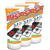 Magic Cooktop Cleaner & Protector™ Glass, Ceramic & Induction Cooktop Cleaner, 3-in-1 Formula Cleans, Shines and Protects is