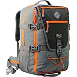 Cabin Max® Equator 44L Womens/Mens Backpacks - Perfect Hiking Backpack - Cabin Luggage 54x36x23cm fits Qantas and Air New Zea