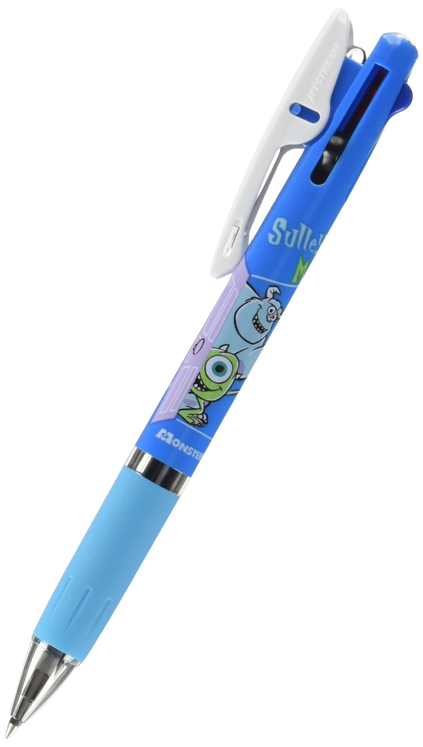 ディズニー ジェットストリーム 3色ボールペン モンスターズ・インク