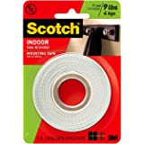Scotch Indoor Mounting Tape (1.27cm x 1.9m)