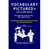 Vocabulary Pictured+: SAT & GRE Words (English Edition)
