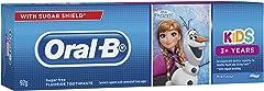 Oral-B Frozen Kids 3+ Years Toothpaste, 92g
