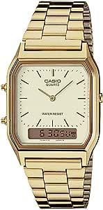 [カシオ] 腕時計 スタンダード AQ-230GA-9DMQYJF ゴールド