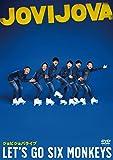 ジョビジョバライブ『LET'S GO SIX MONKEYS』 [DVD]
