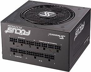 オウルテック 10年間新品交換保証 80PLUS PLATINUM取得 コンパクトサイズ ATX 電源 ユニット フルモジュラー Skylake対応 Seasonic FOCUS+ シリーズ 750W
