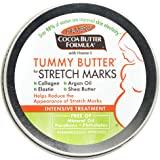 Palmers Palmers Cocoa Butter Formula Tummy Butter for Stretch Marks With Vitamin E for Unisex 4.4 oz Treatment, 125 g