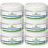 Fresh Wave IAQ Commercial Odor Eliminating Gel, 8 fl. oz. (Pack of 6)