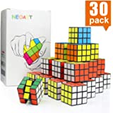 Mini Cube, Puzzle Party Toy, Eco-Friendly Material Vivid Colors,Party Favor School Supplies Puzzle Game Set Boy Girl Kid Chil