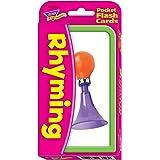 Rhyming Pocket Flash Cards, Set of 56
