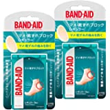BAND-AID(バンドエイド) マメ・靴ずれブロック レギュラーサイズ 5枚×2