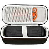 Hard Carrying Case for JBL Flip 5 4 3 Portable Bluetooth Speaker, Proxima Direct JBL Flip 5 Waterproof Hardshell Case Protect