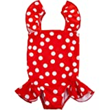 GRNSHTS Infant Baby Girls Swimsuit Striped Bowknot Halter Bikini Set Bathing Suit