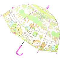 子供ビニール傘すみっコぐらしフラワー