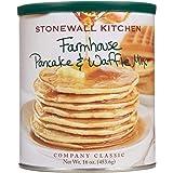 Stonewall Kitchen Farmhouse Pancake and Waffle Mix, 210 g