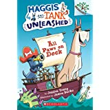 All Paws on Deck: A Branches Book (Haggis and Tank Unleashed #1), 1