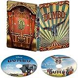【Amazon.co.jp限定】ダンボ MovieNEX スチールブック仕様 [ブルーレイ+DVD+デジタルコピー+MovieNEXワールド] [Blu-ray]