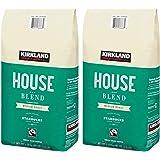 124%増量版 カークランド スターバックスロースト ハウスブレンドコーヒー 1130g (2パック)