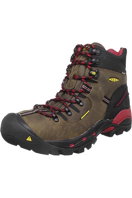 KEEN Utility Mens Pittsburgh Soft Toe Work Boot Keen Utility Footwear U611
