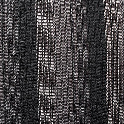 (エイト) 8(eight)9color しじら織り 甚平 上下セット コットン 涼しい ブラック×グレー LL