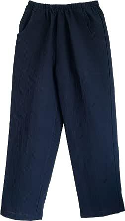 日本製 久留米ちぢみ織女性用ズボン・パンツ・モンスラ