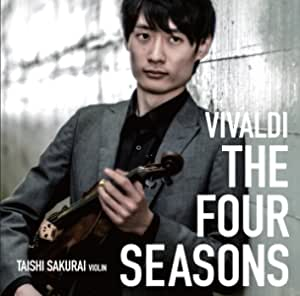 Four Seasons: 桜井大士(Vn) 尾池亜美 松本由梨 原永里子etc(Strings) +corelli, J.s.bach