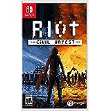 Merge Games Riot Civil Unrest, Nintendo Switch