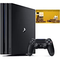 PlayStation 4 Pro ジェット・ブラック 1TB (CUH-7200BB01)【Amazon.co.jp限…