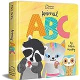 Animal ABC : Playful animals teach A to Z (Padded Board Book)