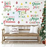 IARTTOP Colorful Christmas