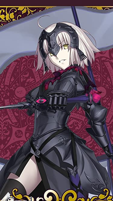 Fate  iPhone/Androidスマホ壁紙(540×960)-1 -  Fate/Grand Order「アヴェンジャー/ジャンヌ・ダルク[オルタ]」